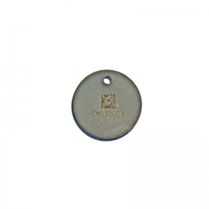 round tag stainless steel