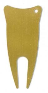 gold divot tool