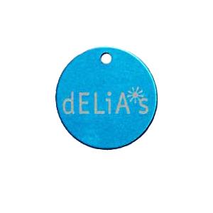 delia's keychain