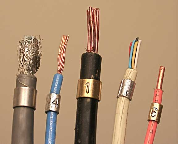 wire markers