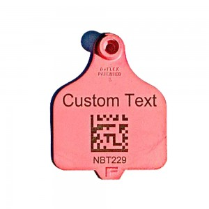 barcoded ear tag