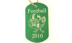 promotional school key chain