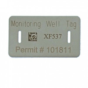 well permit tag