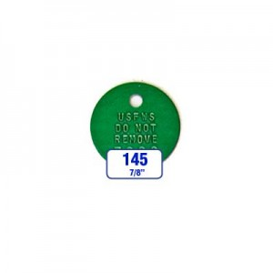 Round Tag Style 145