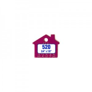 House Tag Style 520