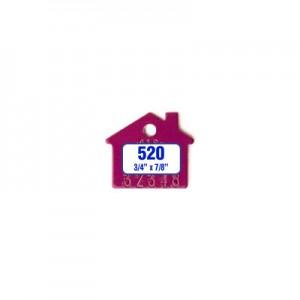house tag