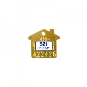 House Tag Style 521