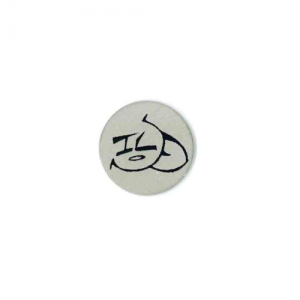 inverted logo tag