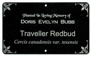 memorial tags