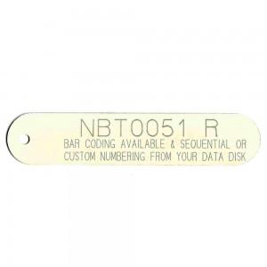 asset plastic tag