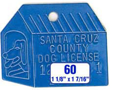 dog house tag