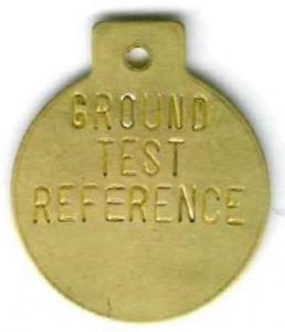 brass valve tag