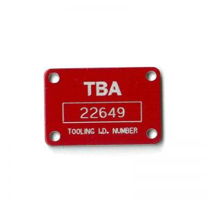 automotive ID tag