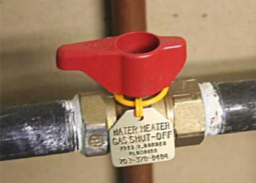plumber tag