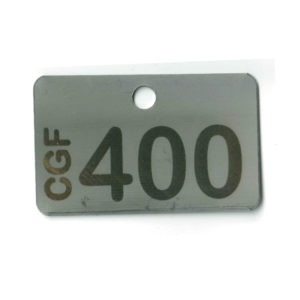 316 stainless steel tag