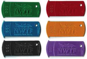 shot gun shell key chain raffle items for fundraisers