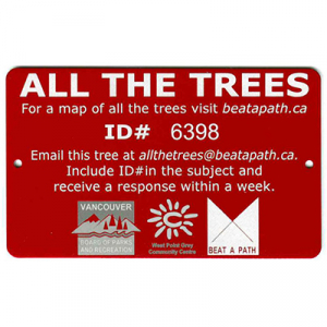 all the trees ID